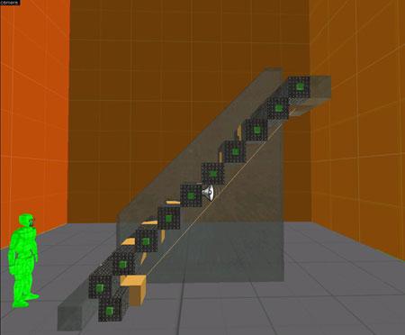 software center  stuck on an escalator